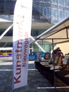 Kunstmarkt Nieuwegein // Art fair Nieuwegein